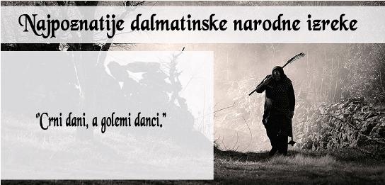dalmatinske izreke9