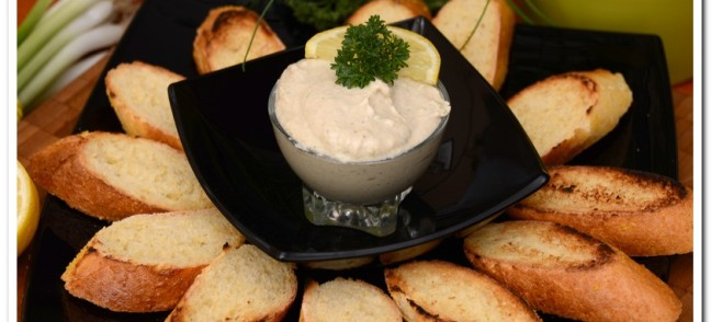 Liptauer, iznimno zanimljiv sirni namaz sa srdelicama