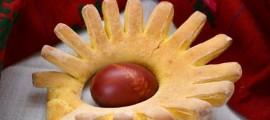 jednostavni Uskršnji perec tradicionalni recept