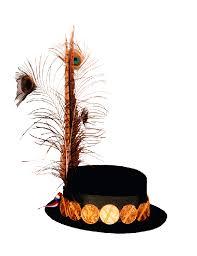 Ukrašeni tradicionalni šeširi