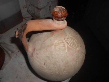 goršov ili glinena posuda za vodu