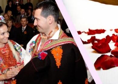 Običaji poslje vijenčanja