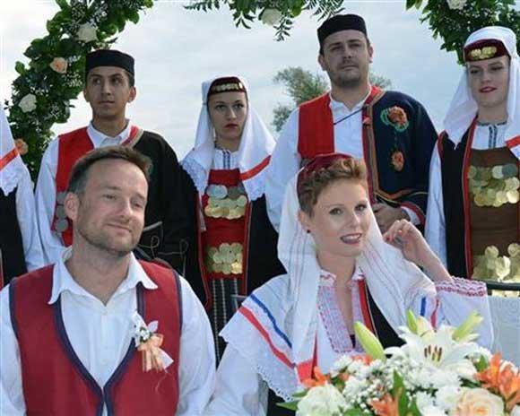 Tradicionalna Srpska svadba