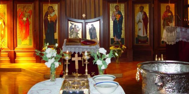 Tradicionalni običaji – Pravoslavno krštenje –