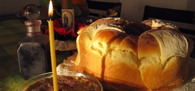 Srpski tradicionalni slavski običaji – prvi dio
