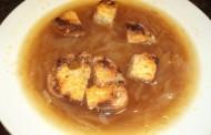 Recept za šarana u juhi od luka