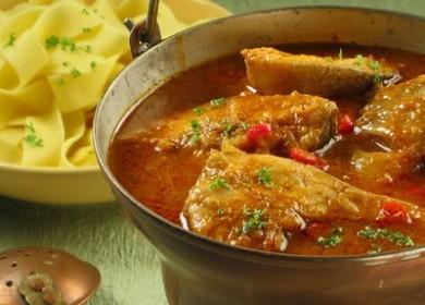 domaća juha od štuke