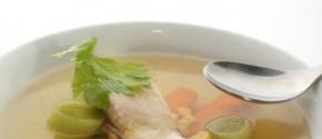 recept za domaću juhu od šarana