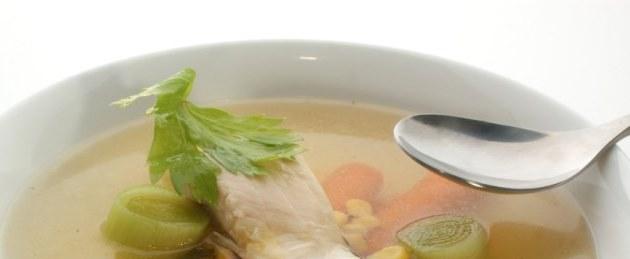 Recept za šarana u limunovoj juhi