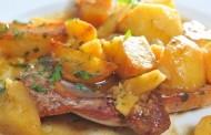 Najbolji recept za svinjske kotlete s krompirima