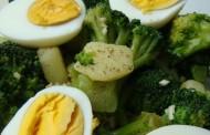Najbolja brokula s jajima i pireom