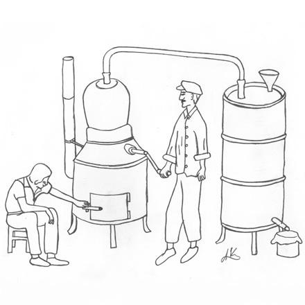 pecenje rakije Priprema rakije