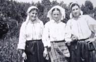 Djevojke i djevojačko odrastanje na selu